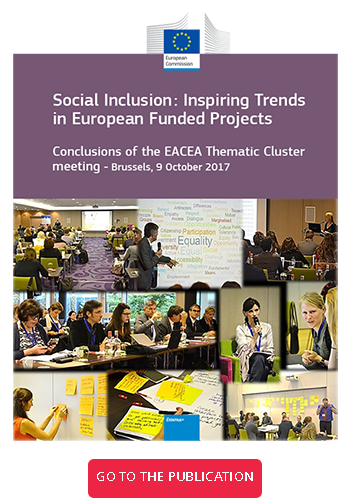 Social Inclusion: Inspiring Trends in European Funded Projects.